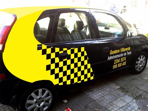 adm de taxis por renovacion de flota vende fiat siena nafta