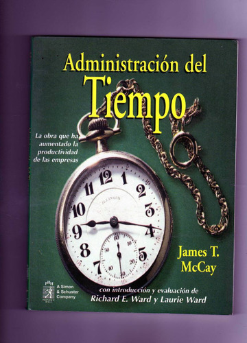 administarcion del tiempo  james y mc cay