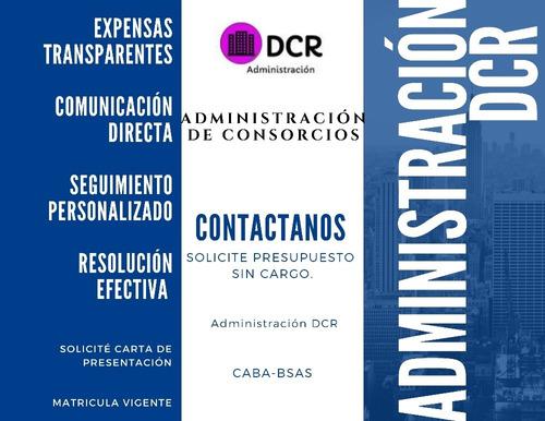 administración - administradores de consorcios caba y gba