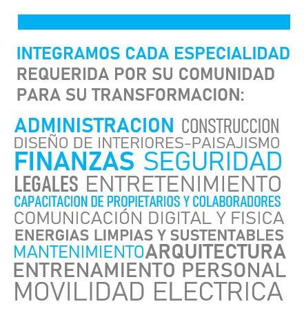 administración de comunidades integral | myrealstate