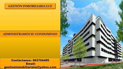 administración de condominios
