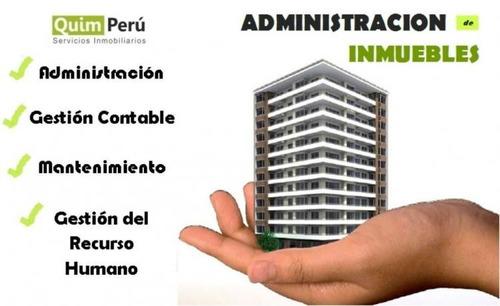 administración de condominios y (community administration)