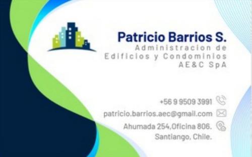 administracion de edificios y condominios ae&c spa