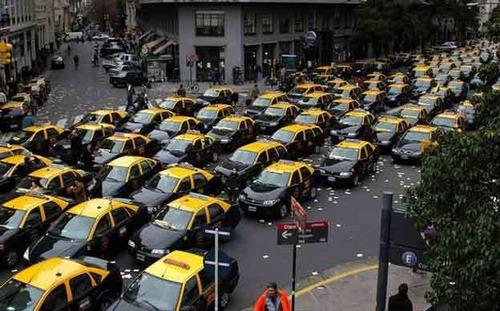 administracion de taxis de capital federal