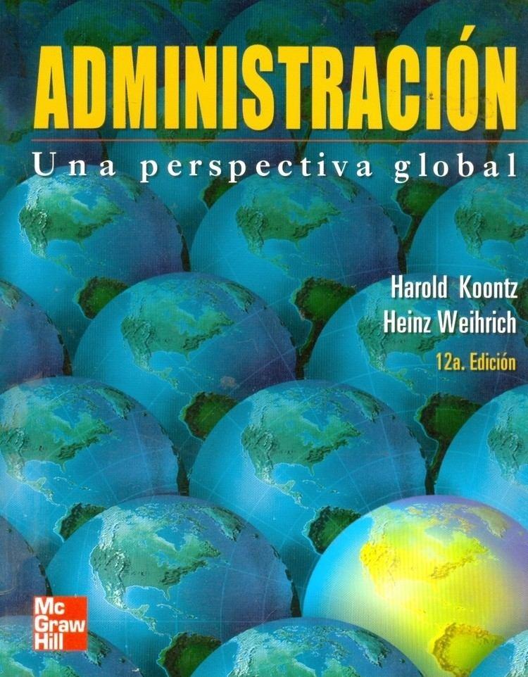 Pdf perspectiva koontz libro global administracion una descargar harold
