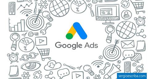 administración y creación de campañas en google ads