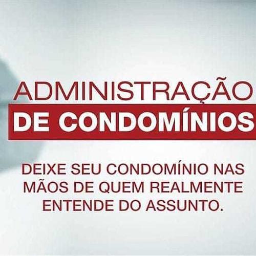 administração de condomínios.