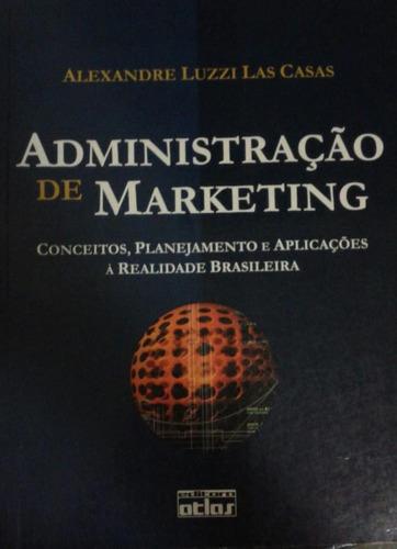 administração de marketing