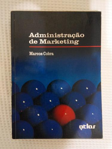 administração de marketing - marcos cobra