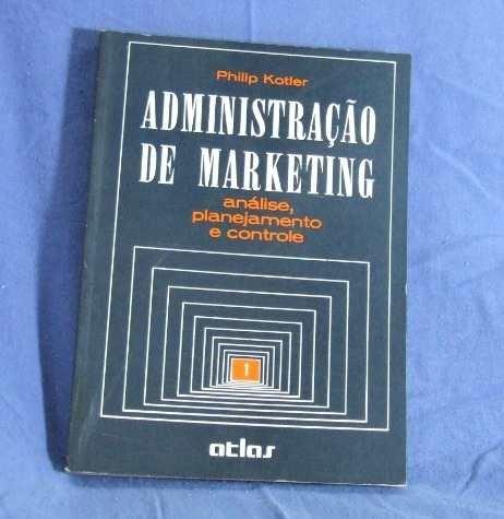 administração de marketing vols. 1 e 3 - philip kotler