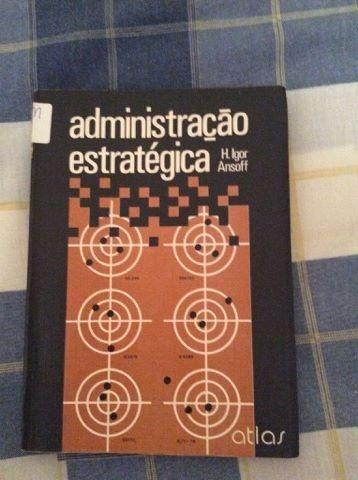 administração estratégica - h. igor ansoff