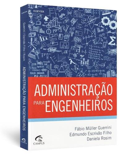 administração para engenheiros