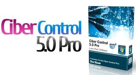 administrador de ciber control 5.0 pro 64 bits
