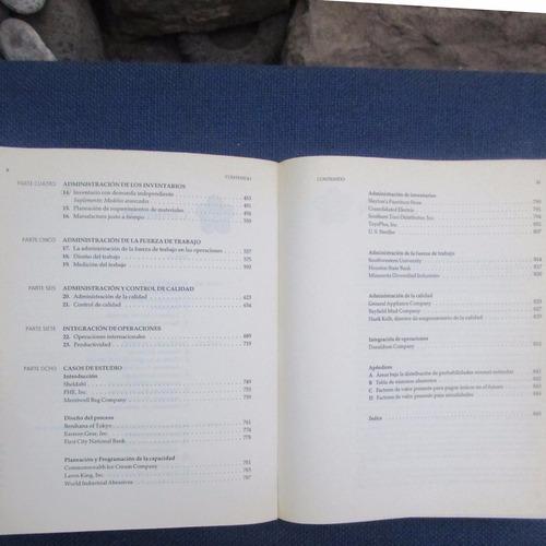 administraion de operaciones, roger g. schroeder, ed. mc gra