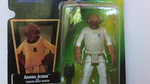 admiral ackbar (star wars the power of the force)