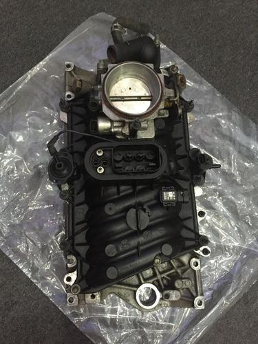admisión inyección chevrolet vortec v8 350 completa