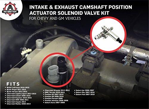 camshaft position actuator solenoid 2015 chevy equinox