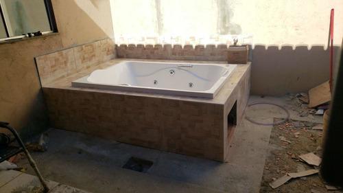 adn inovações construção e instalação de banheiras