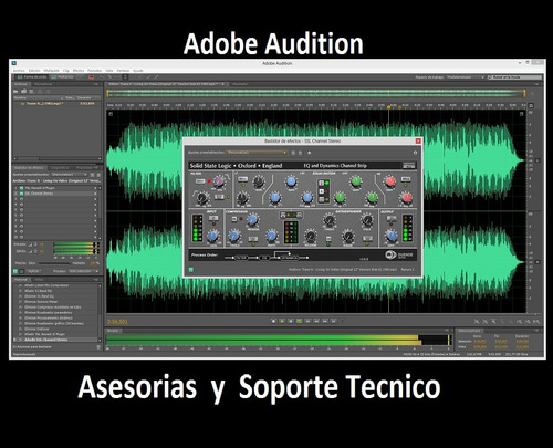 adob audition cs6 + audio plugins