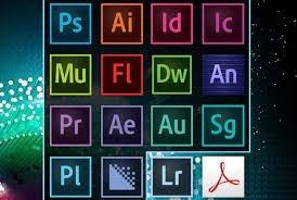 adobe creative cloud 2018  - ms office - mac/pc