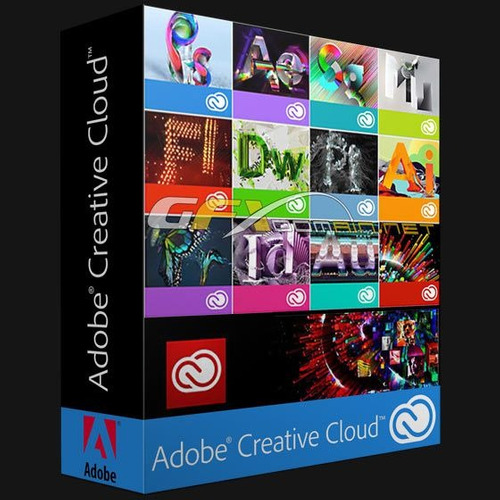 adobe creative cloud cc 2019 2018 win/mac photoshop + instal