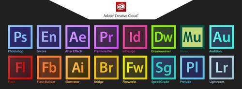 adobe creative cloud + pendrive 32gb (full crack)