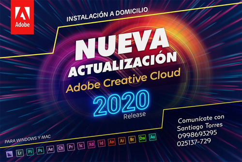 adobe creative cloud suite 2020