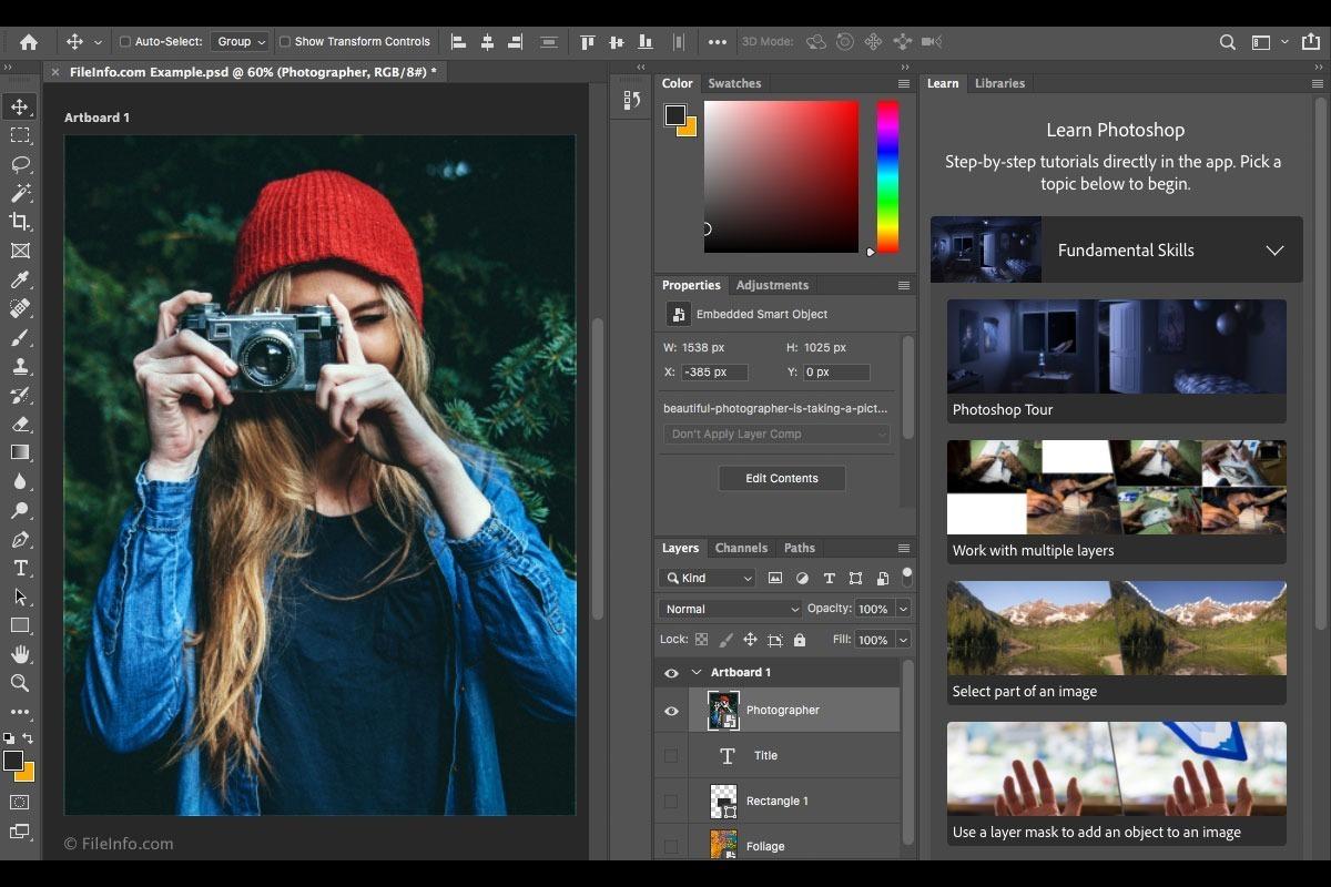 Resultado de imagen para Adobe Photoshop CC 2019