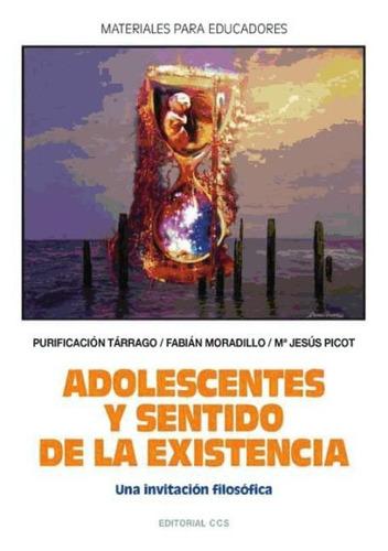 adolescentes y sentido de la existencia(libro estudios y ens