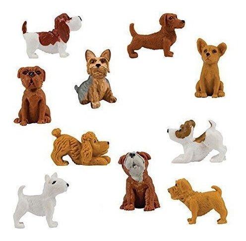Adoptar Un Cachorro Cifras pequeño Favores De Fiesta De Pl