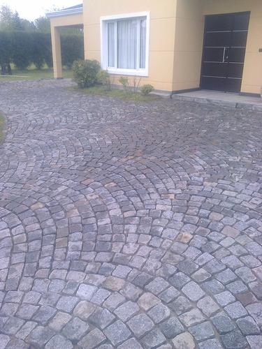 adoquin plota de granito instalación y venta
