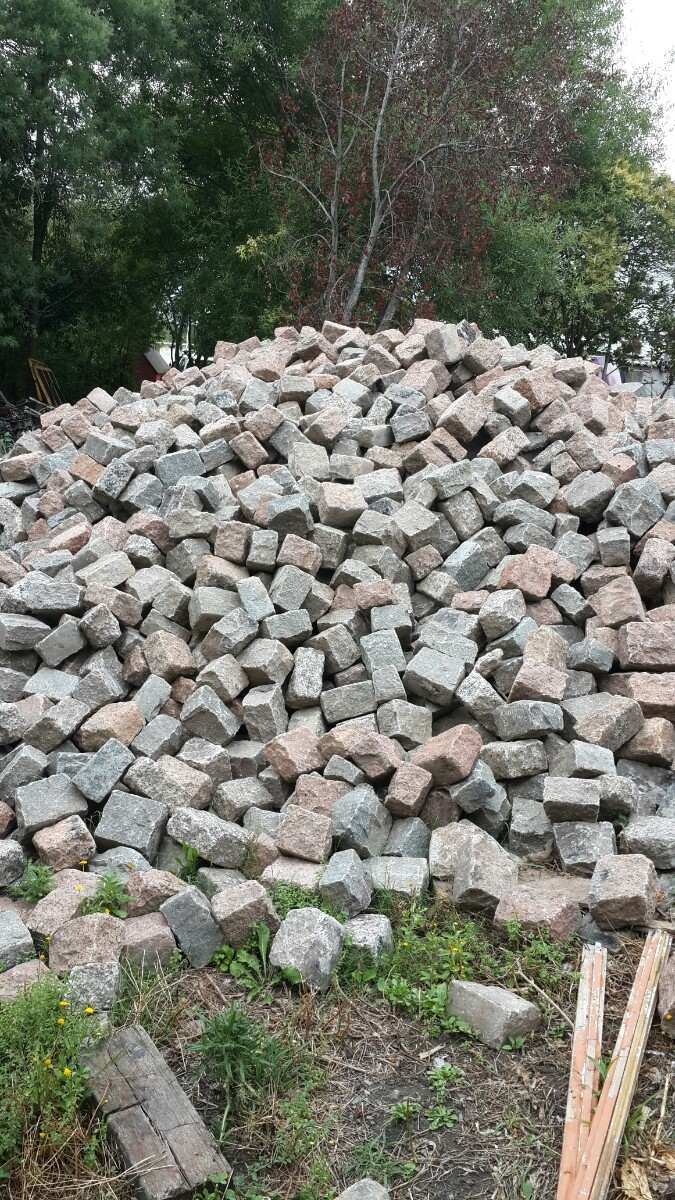 Adoquines de piedra 32 00 en mercado libre for Adoquines de piedra precios