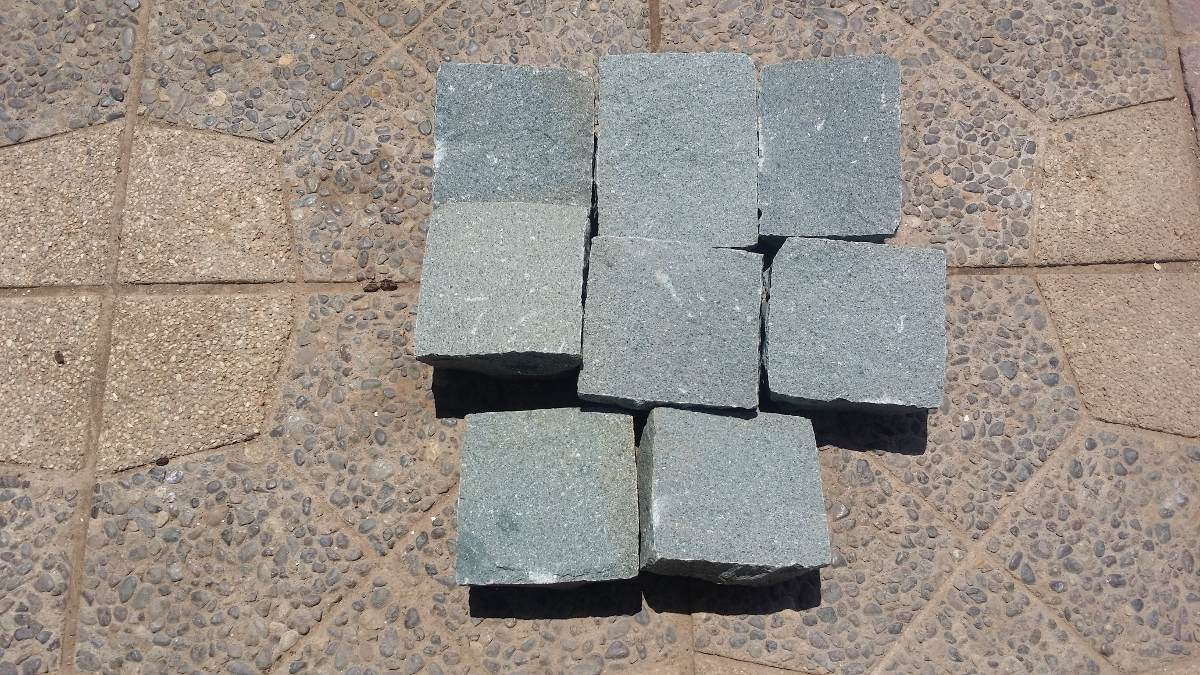 Adoquines de piedra natural 450 en mercado libre - Placas de piedra natural ...