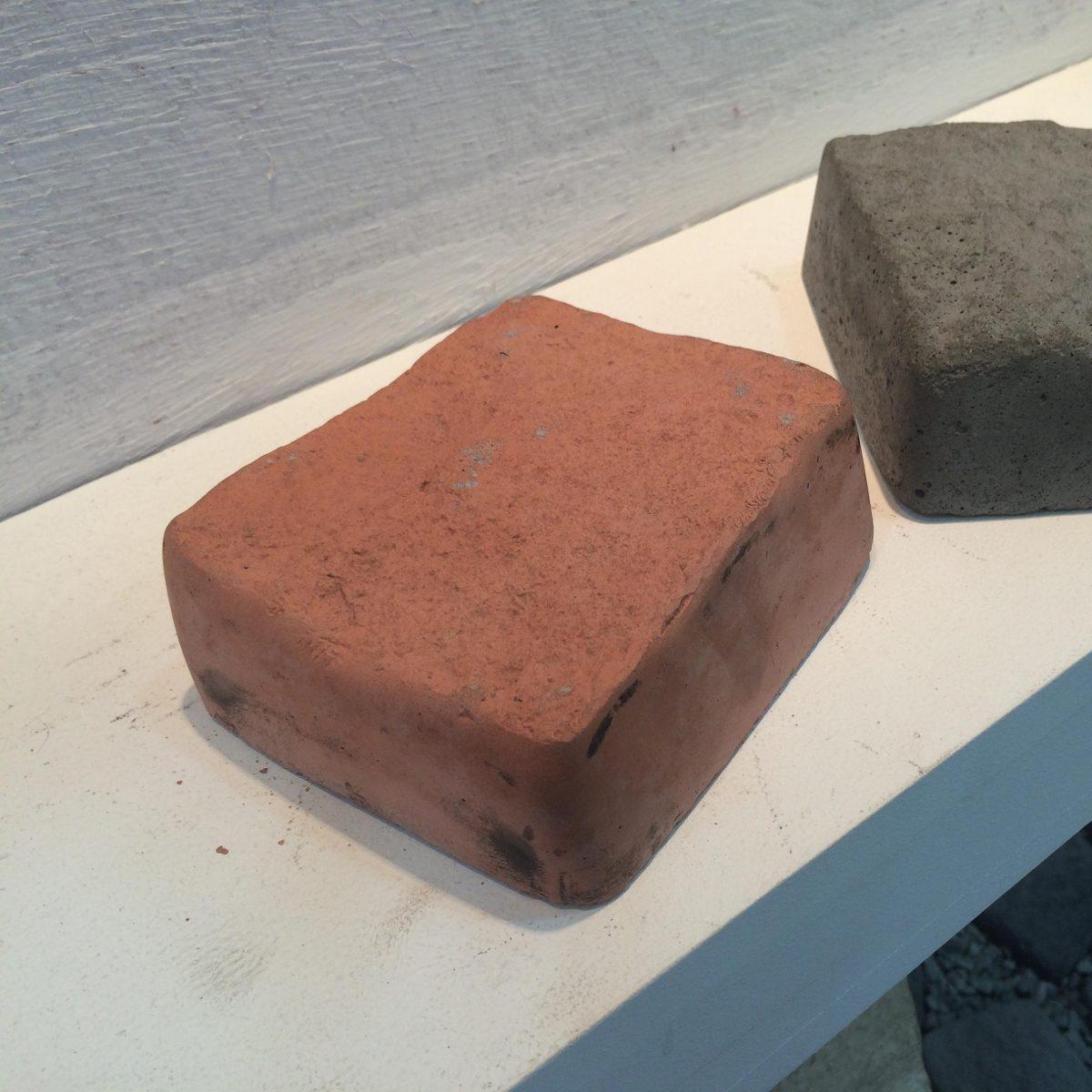 Adoquines piedra reconstituida mix colores 450 en for Moldes para adoquines