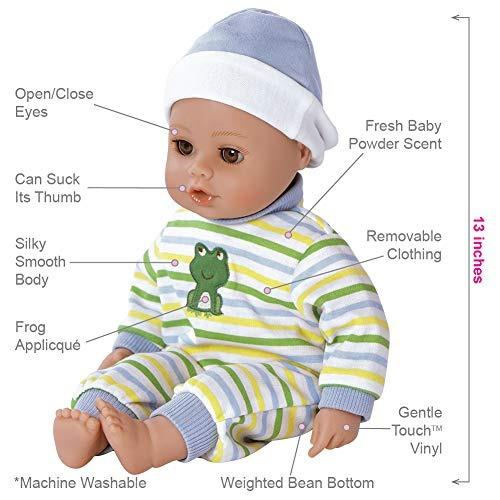 adora playtime baby boy doll little prince muneca de juguete