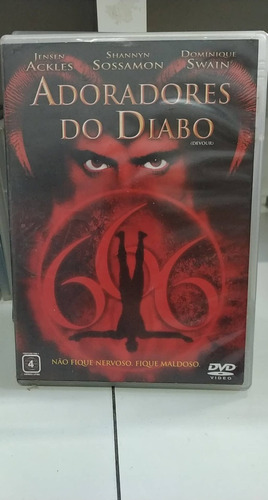 adoradores do diabo -dvd