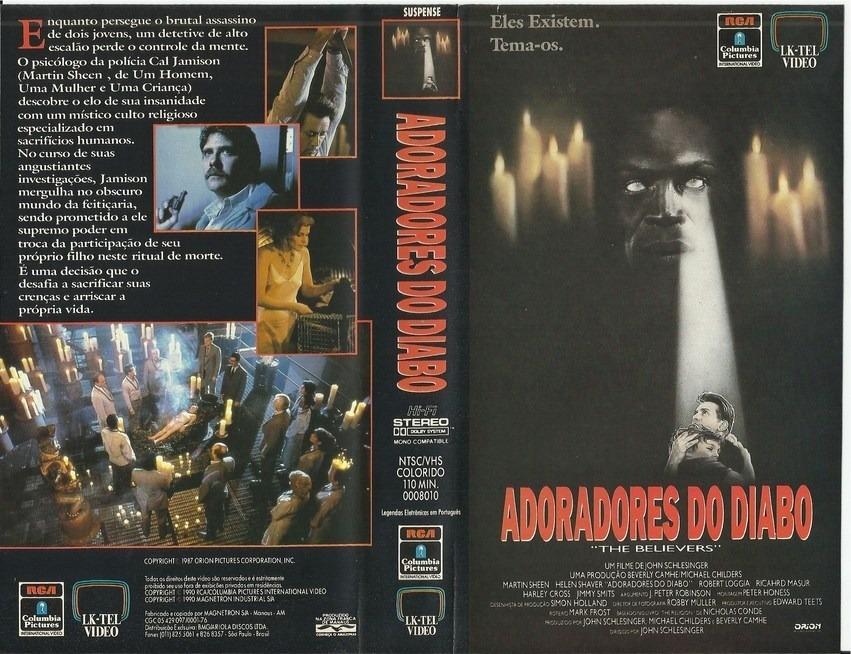 Resultado de imagem para Adoradores do Diabo (1987)