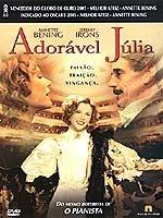 adorável júlia com jeromy irons annette bening dvd