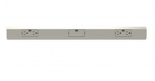 adorne apmt27tm2 pista modular 27 pulgadas, 120 voltios de