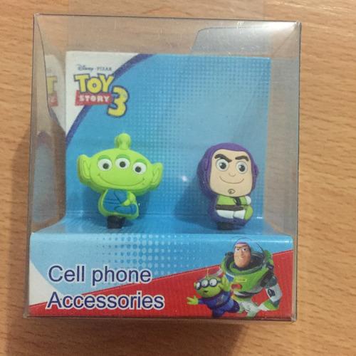 adorno accesorio teléfono iphone samsung huawei buzz kitty