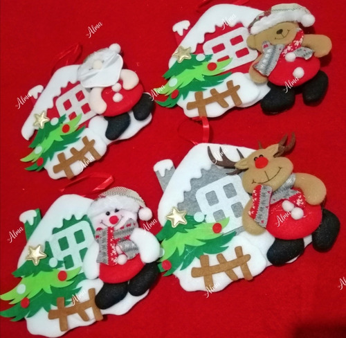 adorno árbol navidad decoración