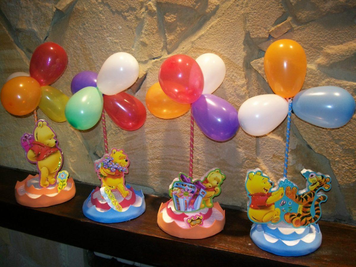 Adorno centro de mesa infantil 75 00 en mercado libre for Mesa infantil
