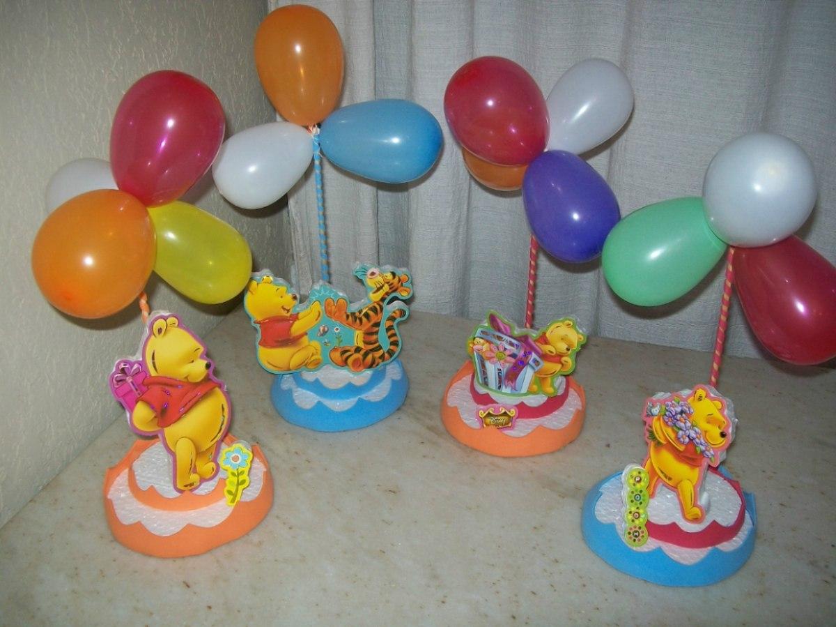 Adorno centro de mesa infantil 100 00 en mercado libre for Mesa infantil