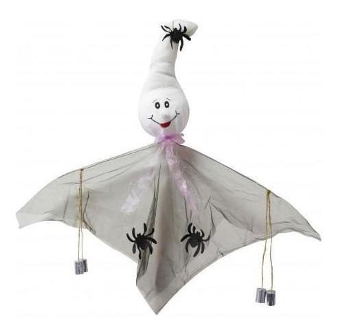 adorno cotillon halloween colgante p viento fantasma