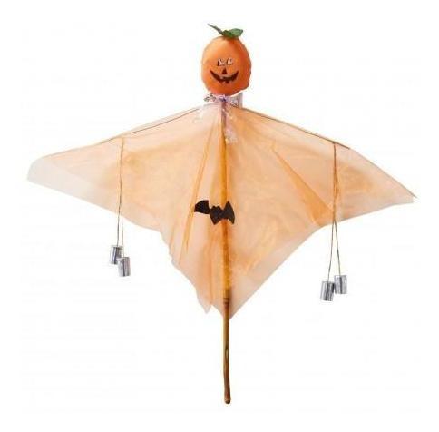 adorno cotillon halloween estaca para jardin 60cm alto