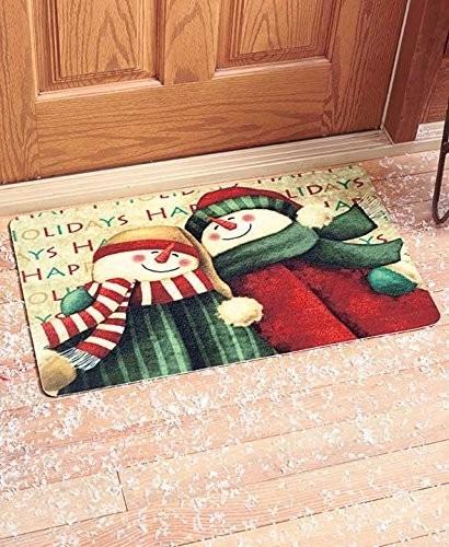 adorno de navidad 30  cute snowman friends christmas happy