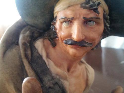 adorno de porcelana italiano capodimonte original