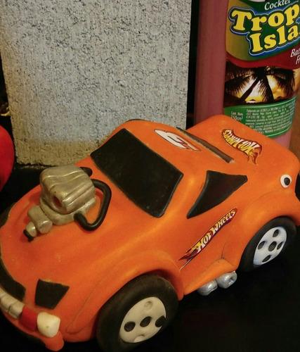 adorno de torta autos cars y autos hot wheels  !