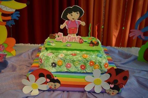 adorno de torta para cumpleaos infantiles en goma eva