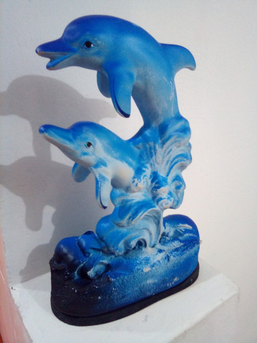 adorno delfin ceramica santoni b12 (10)